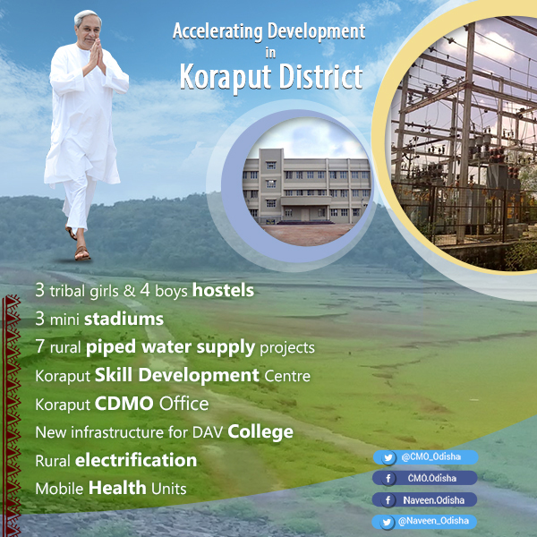 Accelerating Development in Koraput District
