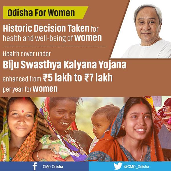 Odisha For Women