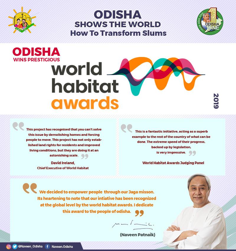 Odisha shows the world how to transform slums