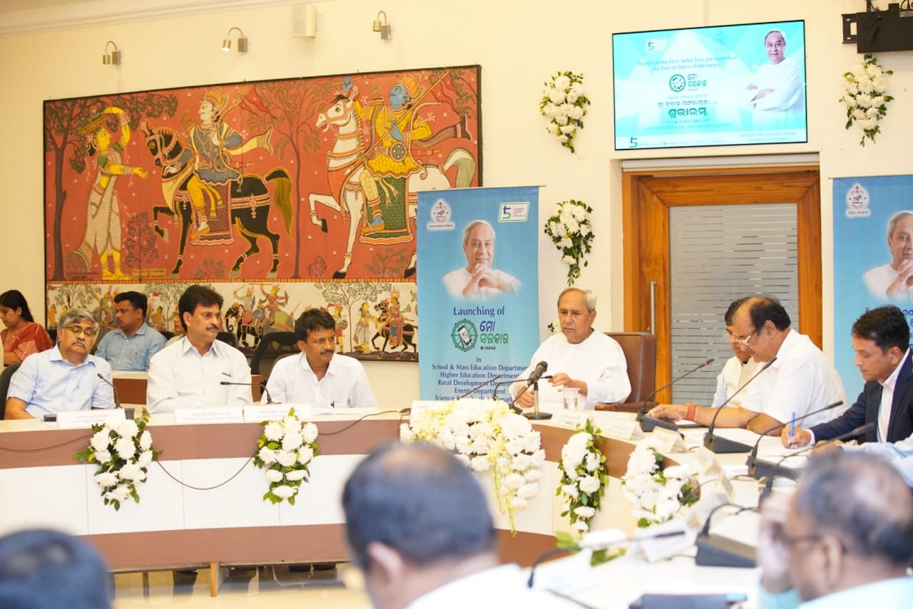 Principal Secretary, Industries Department addressing ...