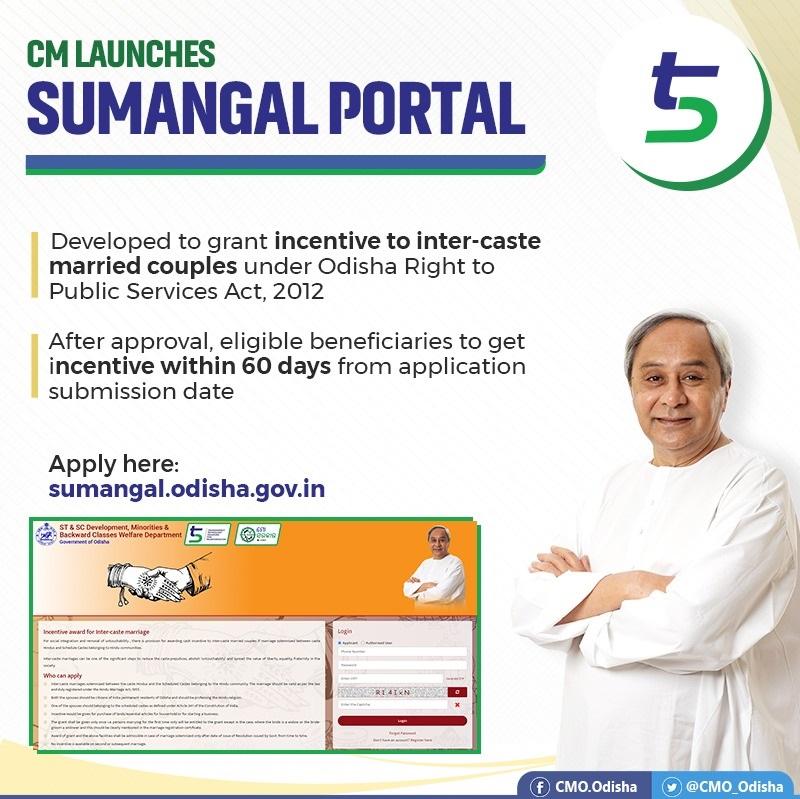 CM launches SUMANGAL Portal